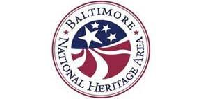 Baltimore National Heritage Area Walking Tours & Trails logo