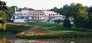 Clubhouse at Congressional Country Club