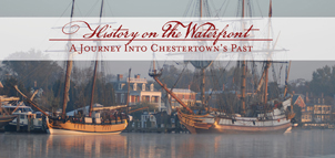 History on the Waterfront logo