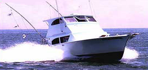 Islander Charter Boat