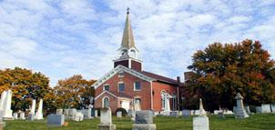 Church in Historic Port Tobacco