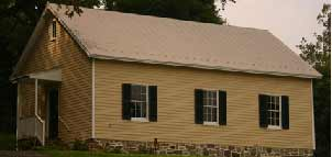 Ellicott County Colored School