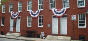 Babe Ruth's birthplace