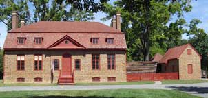 Darnall's Chance House Museum