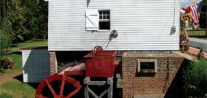 Wye Grist Mill adn Museum