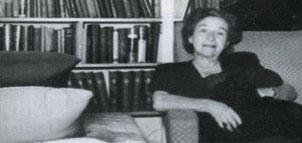 Psychiatrist Frieda Fromm-Reichmann