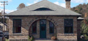 Mount Savage Museum Bank Jail and Mining Building