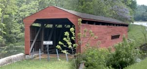 Gilpin's Falls Covered Bridge