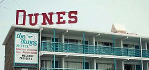 Dunes Motel exterior