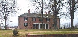 Tudor Hall St. Mary's County Historical Society
