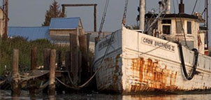 Boats at Tilghman Island