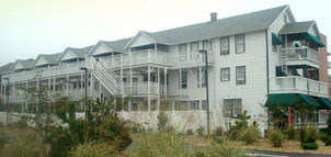 Picture of the Nock Apartments