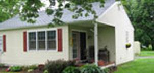 Edesville House exterior view
