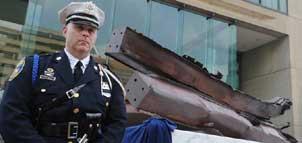 911 Memorial Unveiling