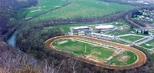 Aerial of Speedway