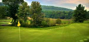 Greens at Wisp Golf Course