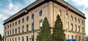 Allegany Museum exterior