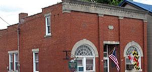 Grantsville Community Museum Exterior