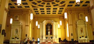St. John The Evangelist, Roman Catholic Church