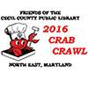 2016 Crab Crawl flier