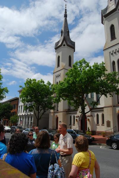 Walking Tour of Historic Frederick