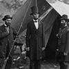 Historic Photo of Abraham Lincoln