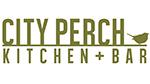 City Perch Kitchen + Bar sign