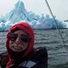 Photo: Capt. Charlie Simon, Tracy Arm, Alaska