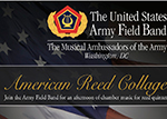 American Reed Collage poster
