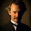 Todd Loughry as Edgar Allen Poe