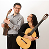 Classical guitarists Troy King and Kathrin Murray