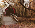 Hodge Podge Lodge in the Fall