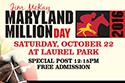 Jim McKay Maryland Million Day poster