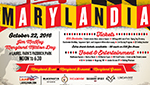Maryland bred, brewed, grown poster