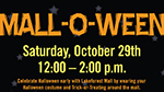 Mall-o-ween at Lakeforest Mall poster