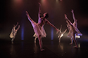 Deep Vision Dance Company on stage