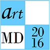 Art Maryland 2016 poster