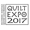 Baltimore Heritage Quilters' Guild EXPO 2017 flyer