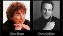 Photos of Chris Gekker and Rita Sloan