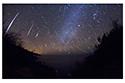 Photo of Geminid Meteor Shower