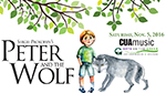 Poster for Peter and the Wolf