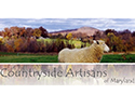 Countryside Artisans of Maryland event poster
