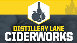 The Cider Making Process Distillery Lane flyer