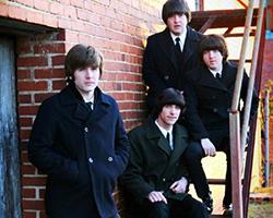 Members of The Return:  The Ultimate Beatles Experience