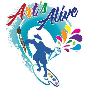 Art's Alive poster