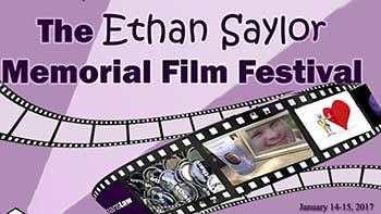 The Ethan Saylor Memorial Film Festival poster