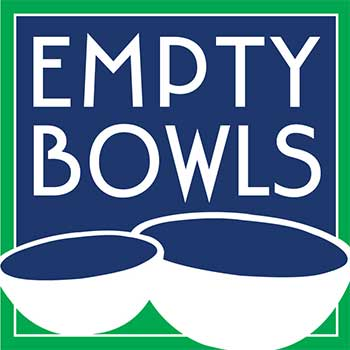Logo for the event Empty Bowls