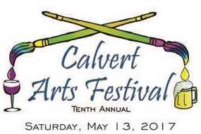 Calvert Arts Festival Flyer
