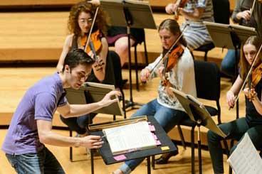 UMD Repertoire Orchestra Concert