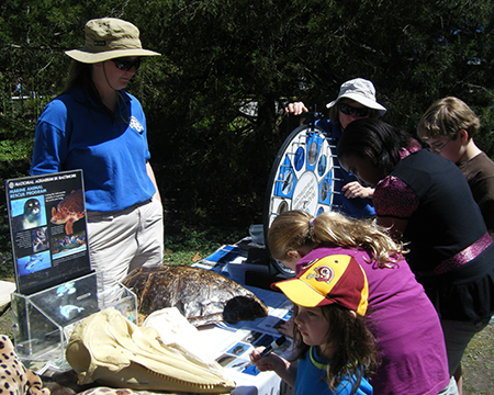 Photo from Earth Day at Salisbury Zoo